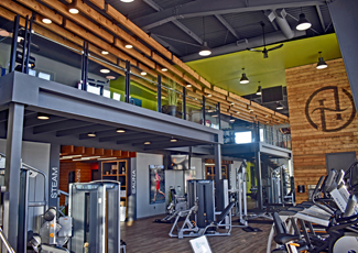 Lifelines Fitness Facility at Hucks Marine & Resort